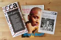 Bad Girls programme and  special issue of Harpies and Quines covering the season.