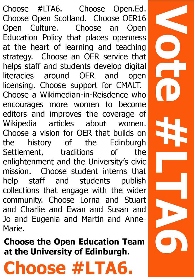 Vote #LTA6