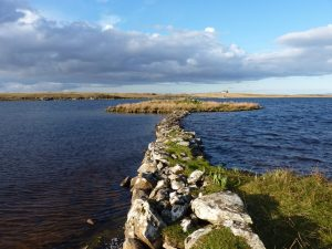 Eilean Dhomhnaill,  Loch Olabhat by Richard Law, CC BB SA 2.0